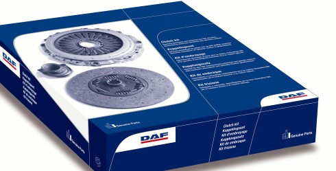 DAF Exchange Parts