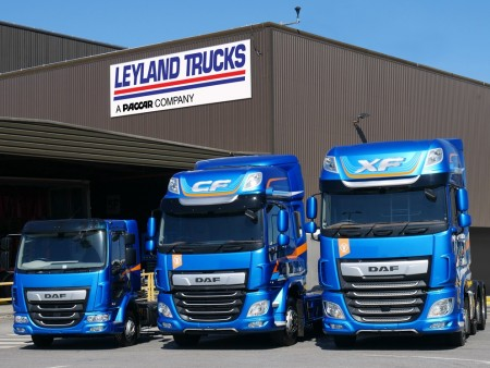 DAF-LF-CF0XF-in-front-of-Leyland-Trucks-factory