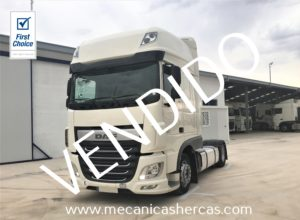 Tractora DAF XF 460 Low Deck Super Space